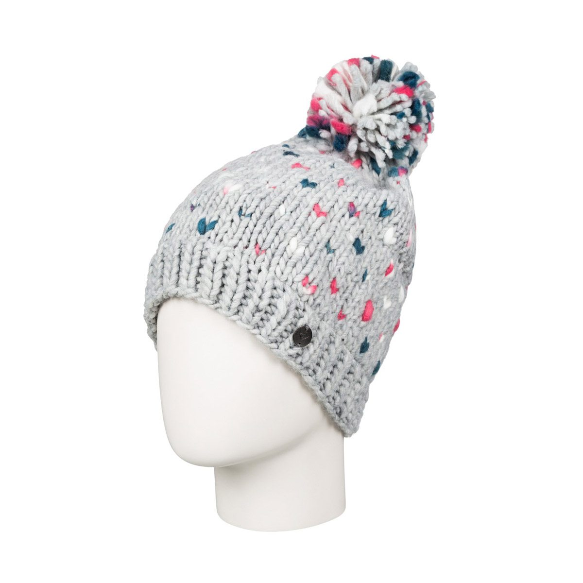 Шапки ROXY Dena Beanie Heather Grey 2017