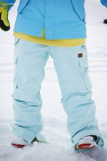 Штаны сноубордические ROMP 270˚ Spin Sky Blue