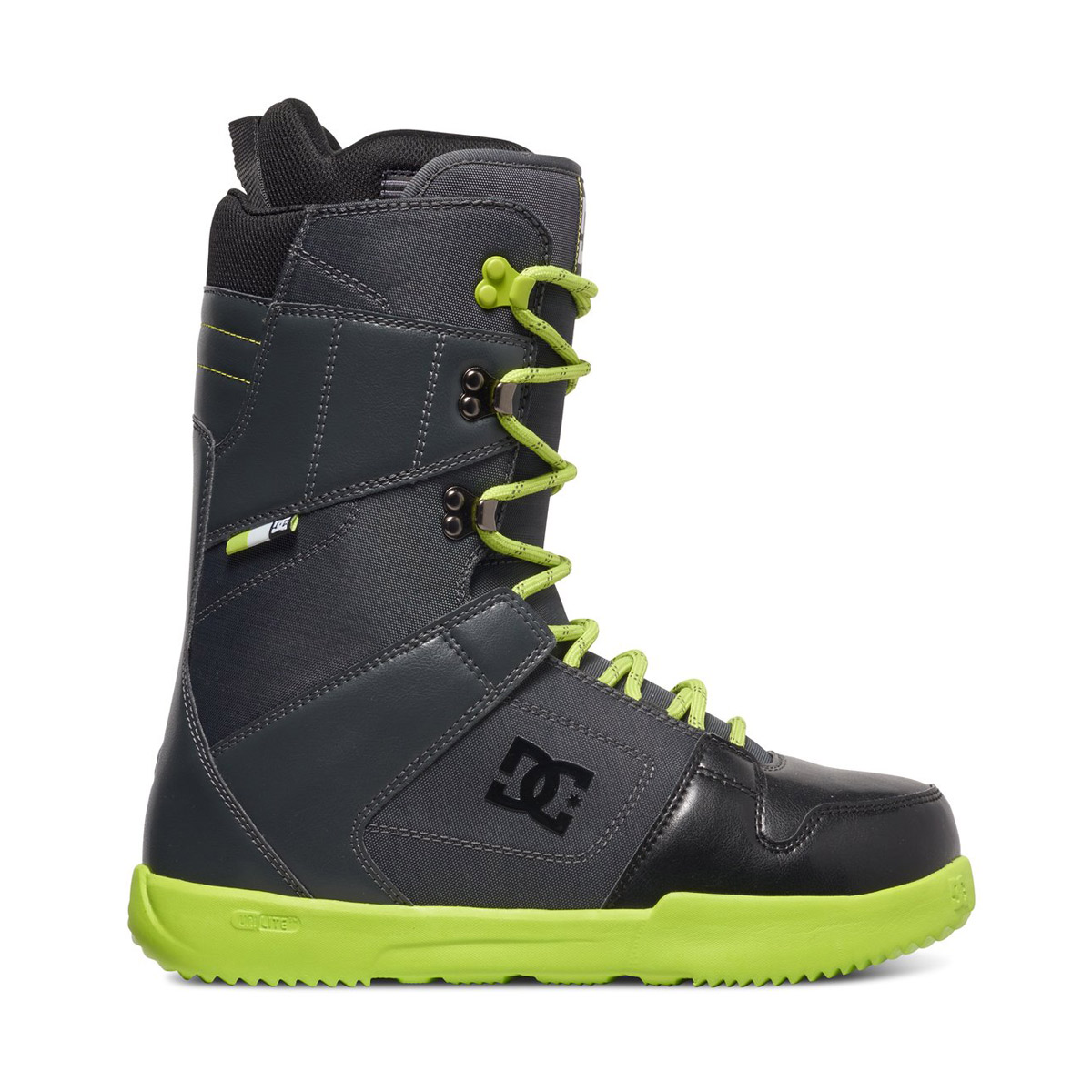 Ботинки для сноуборда DC Phase M LSBT Dark Shadow/Black/Lime 2017