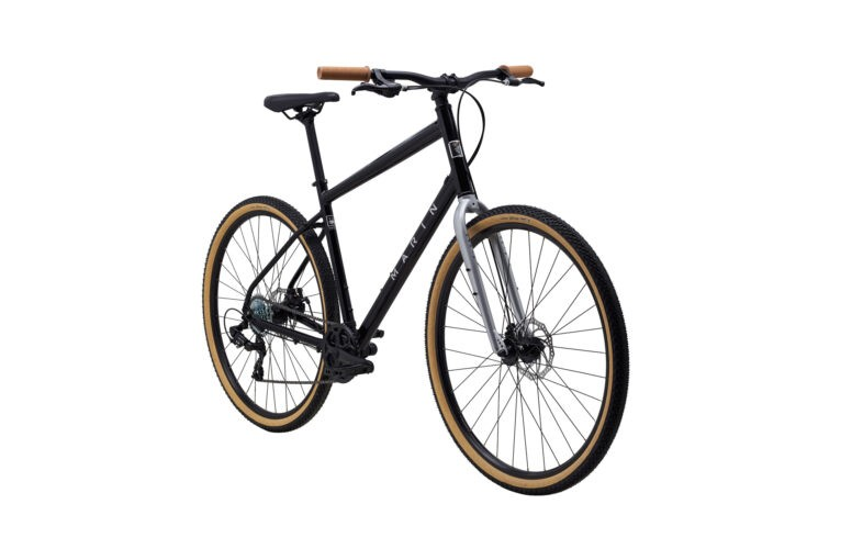 Велосипед Marin Kentfield 1 Gloss Black