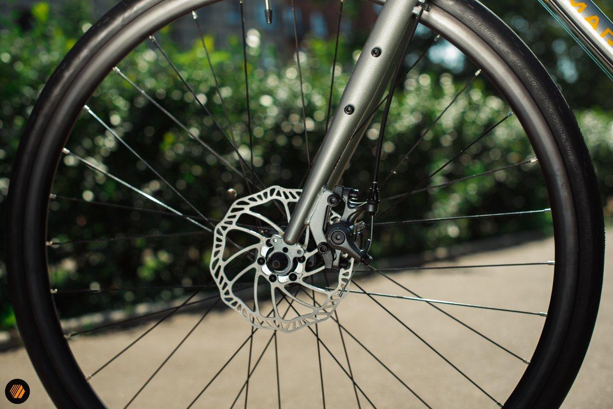 Велосипед Marin Nicasio Silver