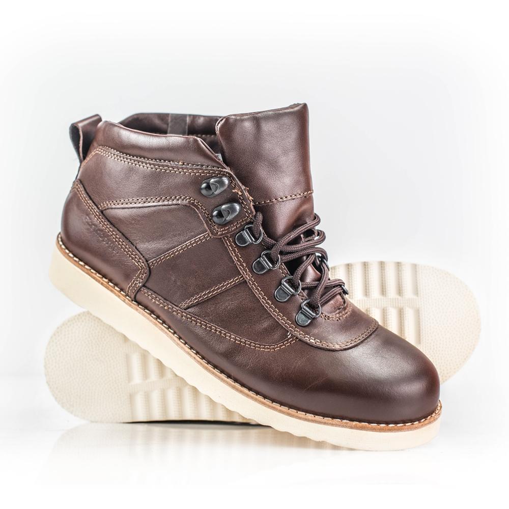 Обувь RHEINBERGER T12271 Leather Brown 2016