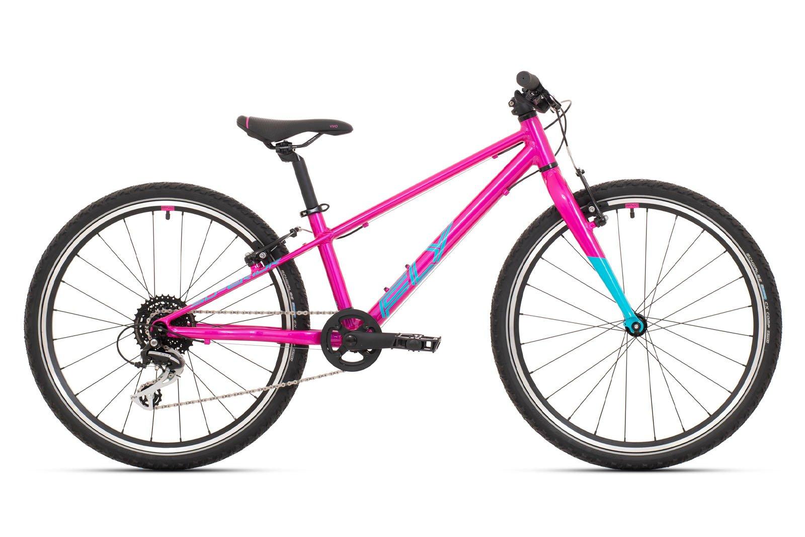 Gloss Purple/Neon Turquoise