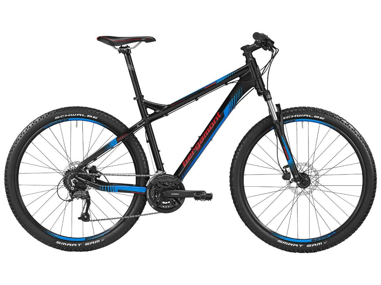 Велосипед BERGAMONT Roxter 3.0 Black