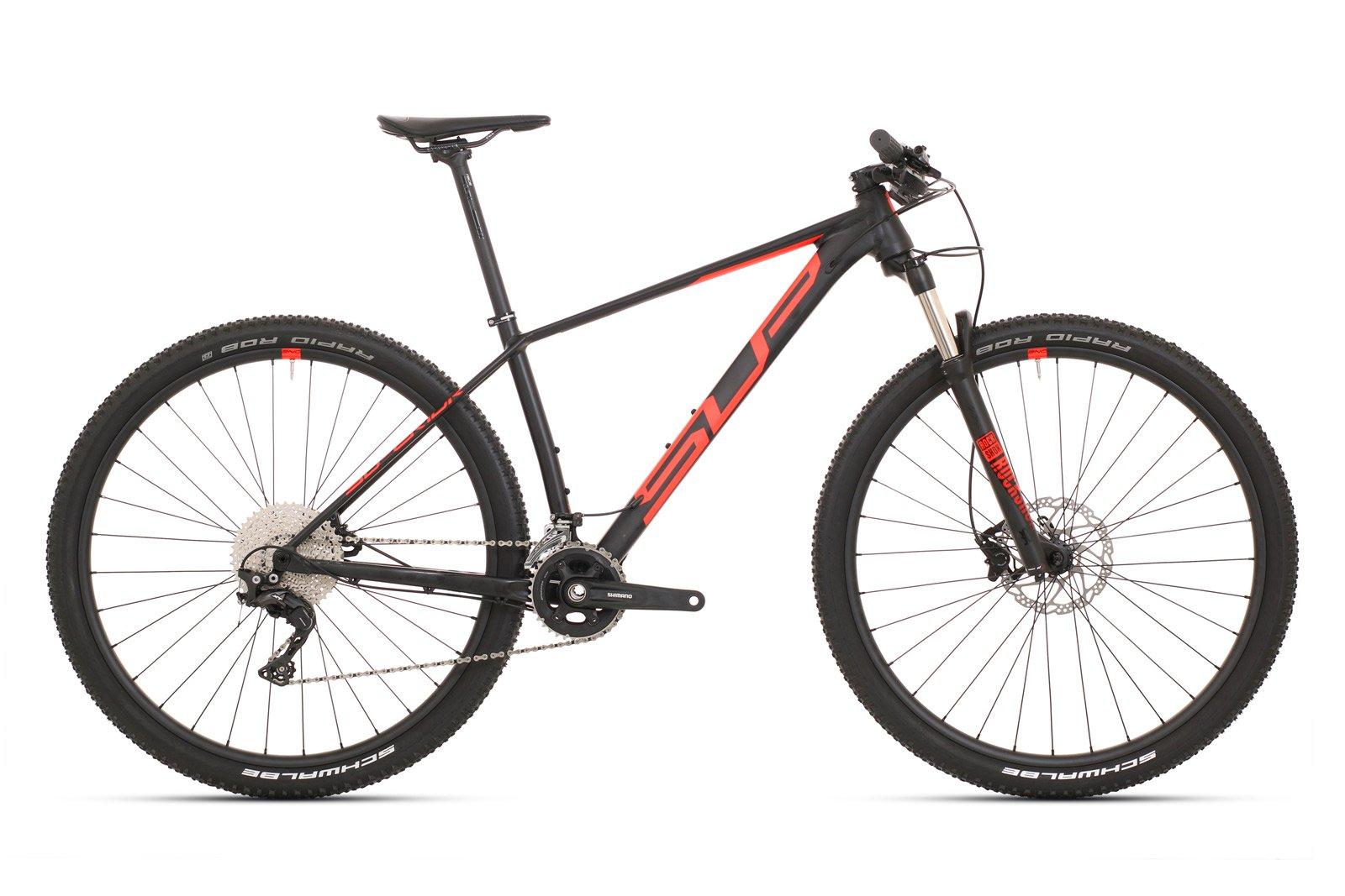Велосипед Superior XP 29 SE Matte Black Neon Red