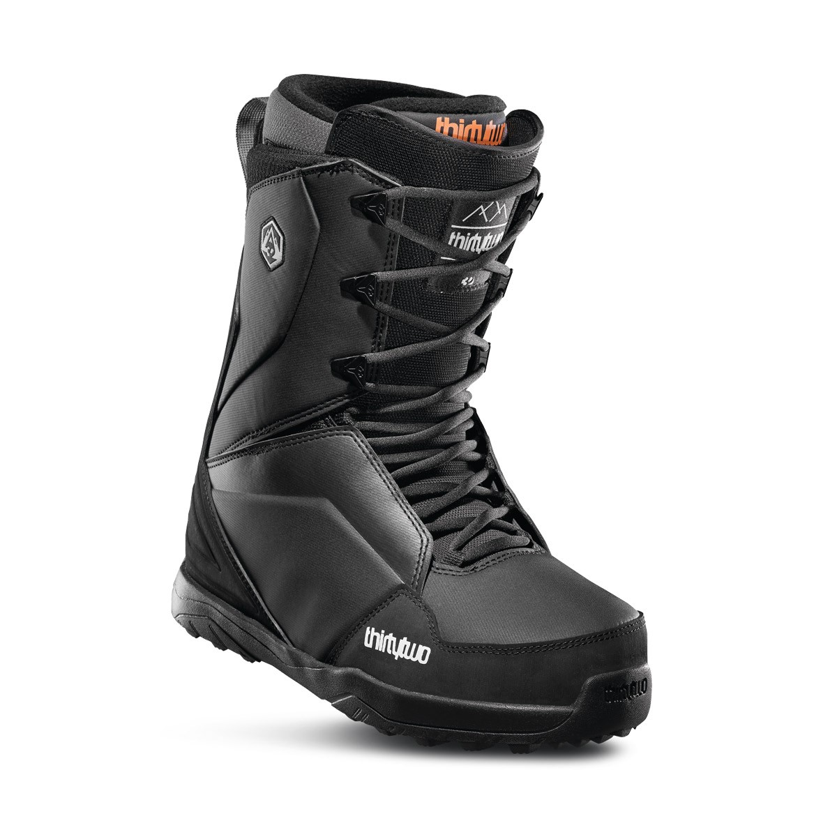 Ботинки ThirtyTwo Lashed Black 2020