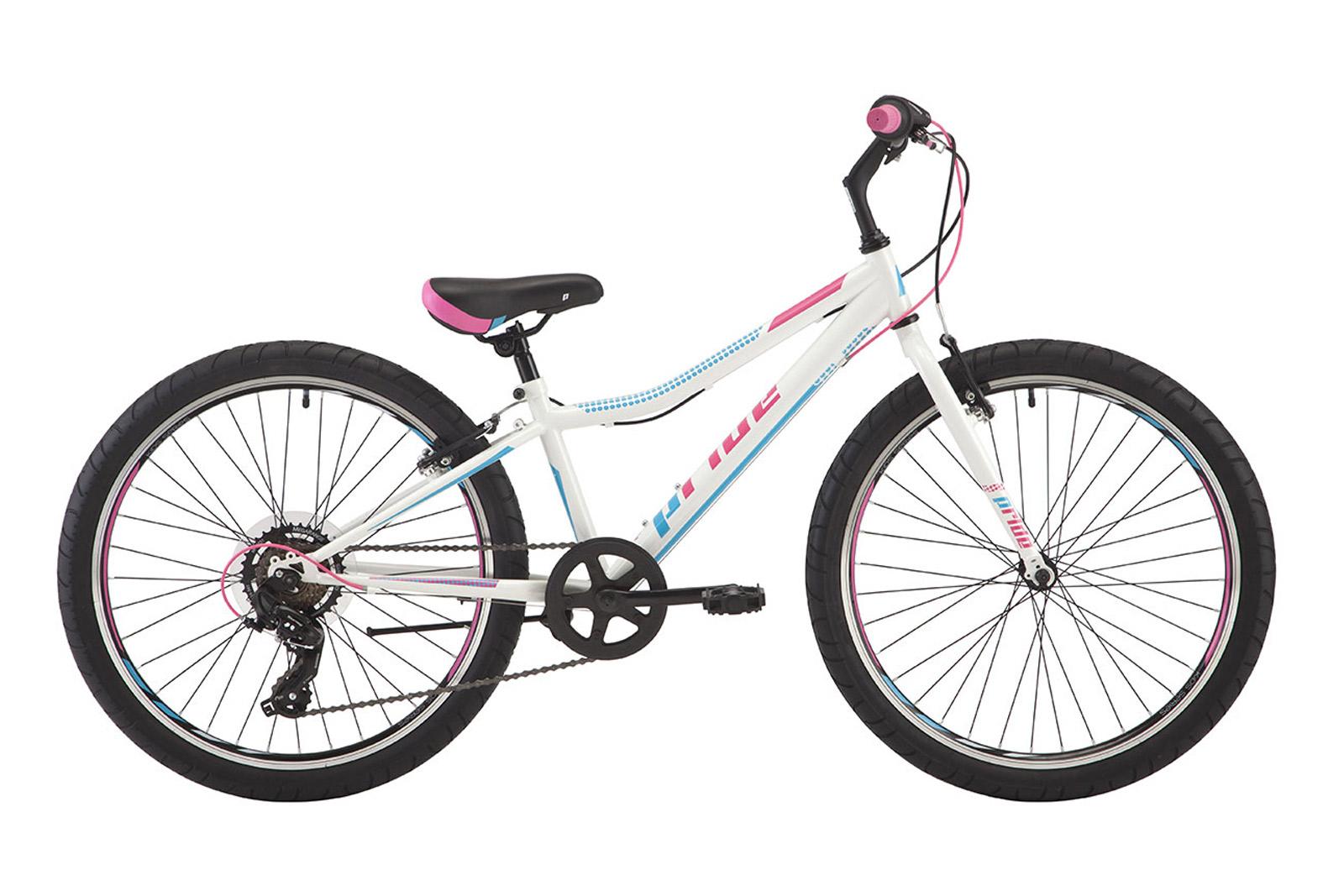 Велосипед PRIDE Lanny 7 White/Blue