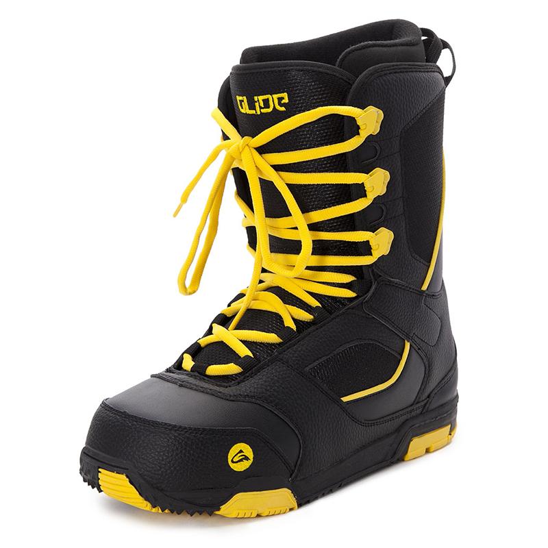 Ботинки для сноуборда GLIDE Standard Grey 2017