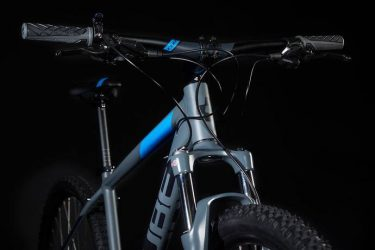 Велосипед CUBE Aim Race Grey/Blue