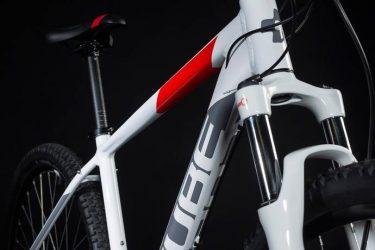 Велосипед CUBE Aim Race White Red