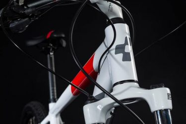 Велосипед CUBE Aim Race 27.5 White Red