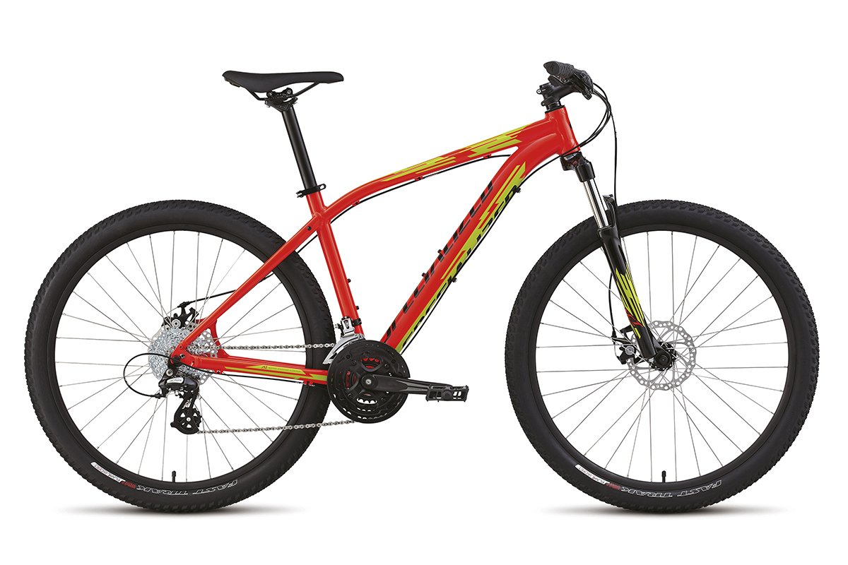 Велосипед SPECIALIZED Pitch 27,5 Red/Lime