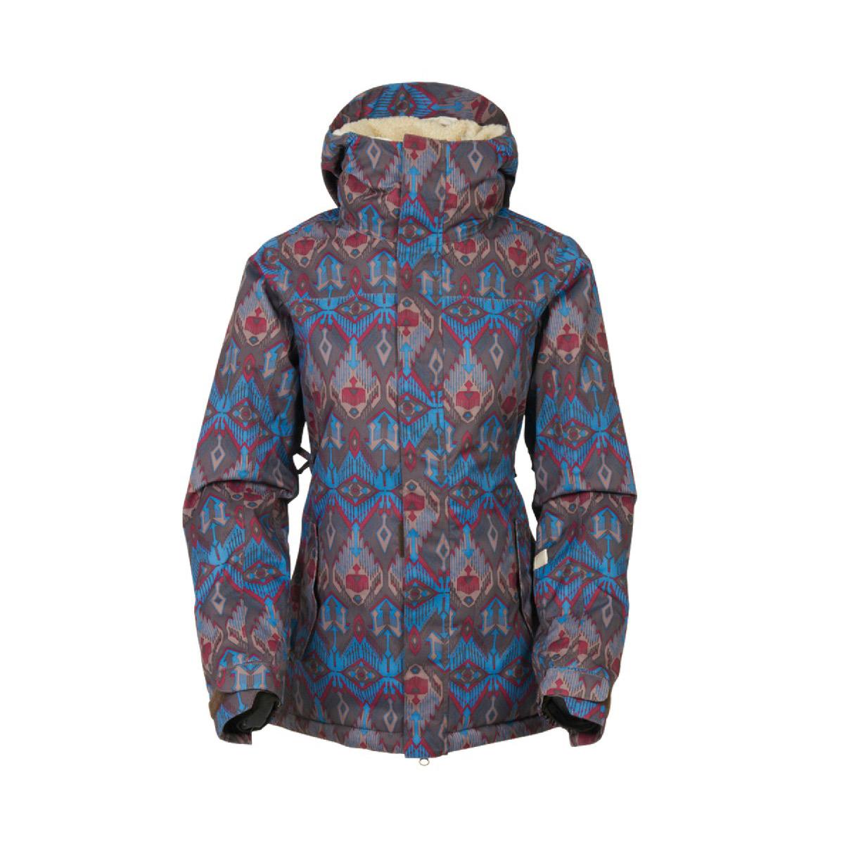 Куртки сноубордические 686 Paradise Deco 2016