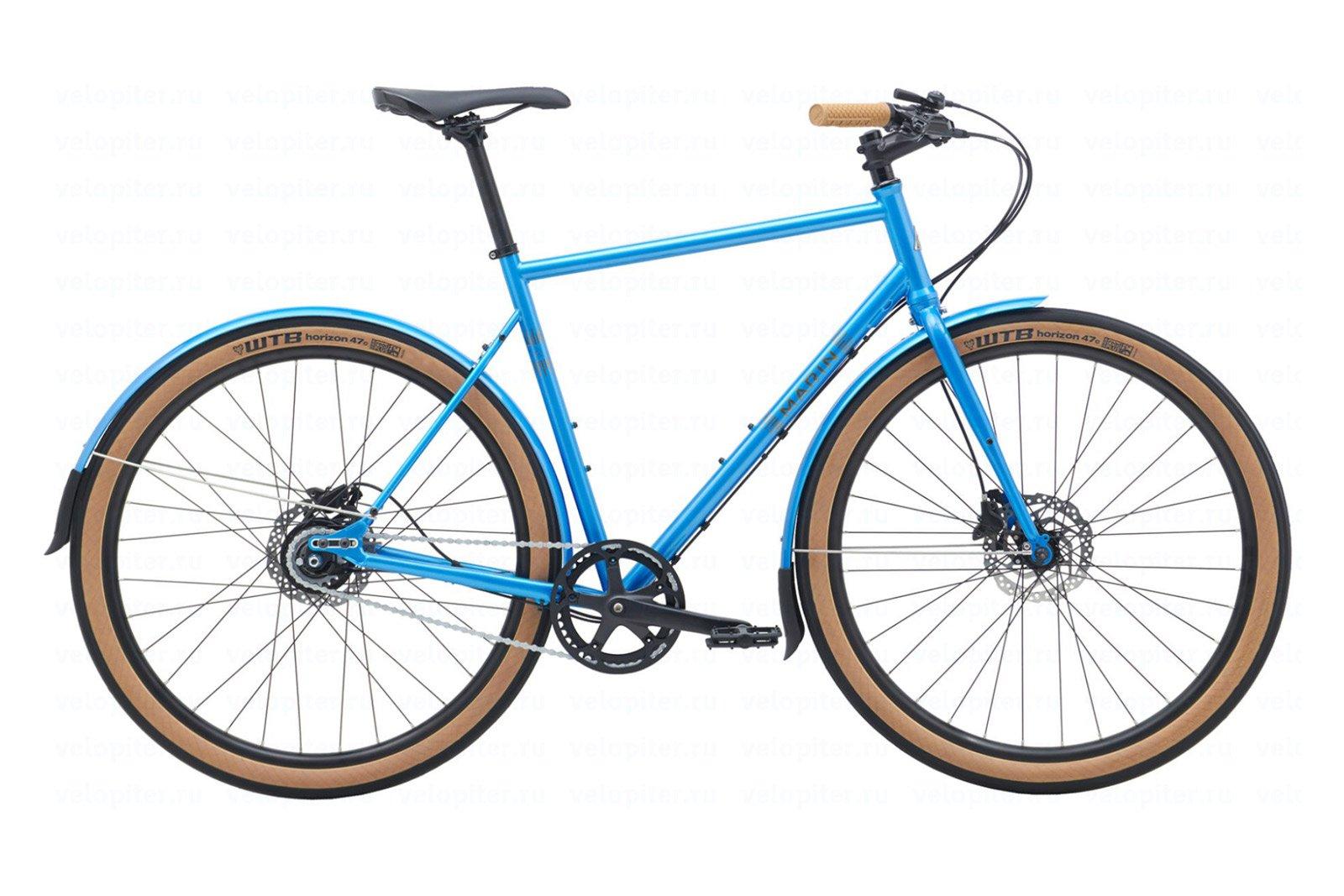 Велосипед Marin Nicasio RC Gloss Blue