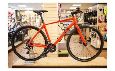 Велосипед PRIDE Rocx Flb 8.1 Red