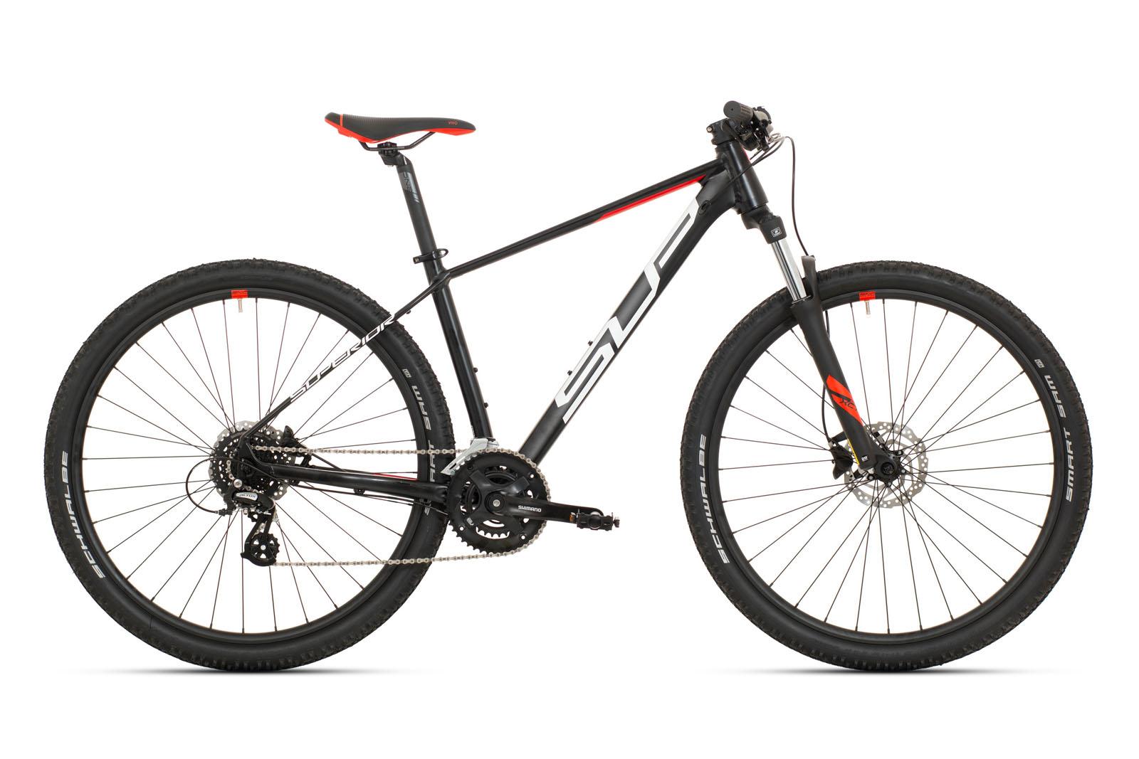 Велосипед Superior XC 819 Черный/Красный
