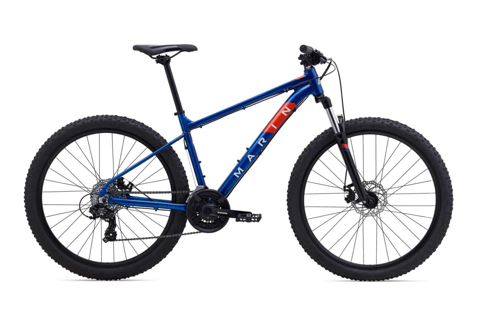 Велосипед Marin Bolinas Ridge 1 Dark Blue