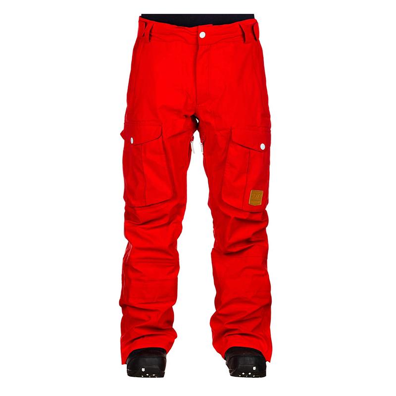 Штаны сноубордические CLWR WTTR Red