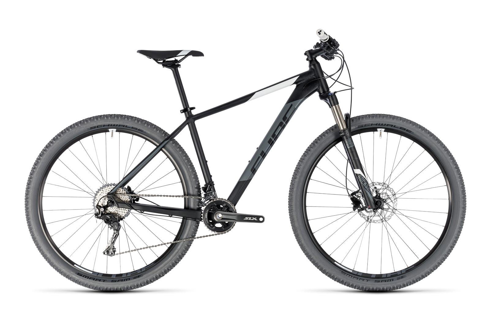 Велосипед CUBE Acid Black/White