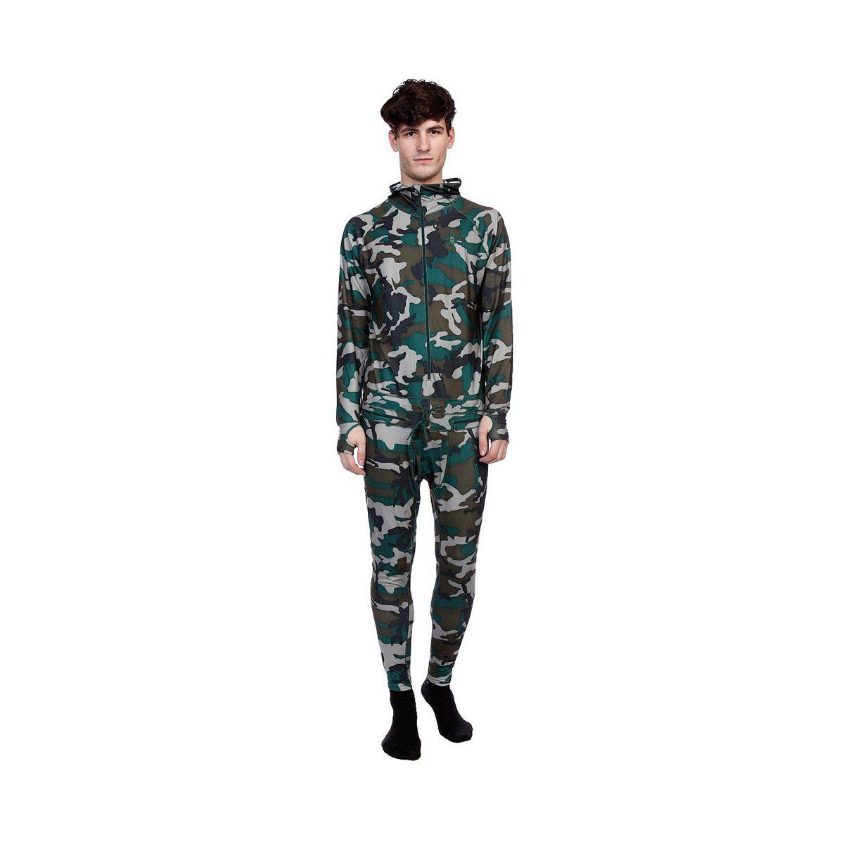 Термобелье AIRBLASTER Ninja Camouflage