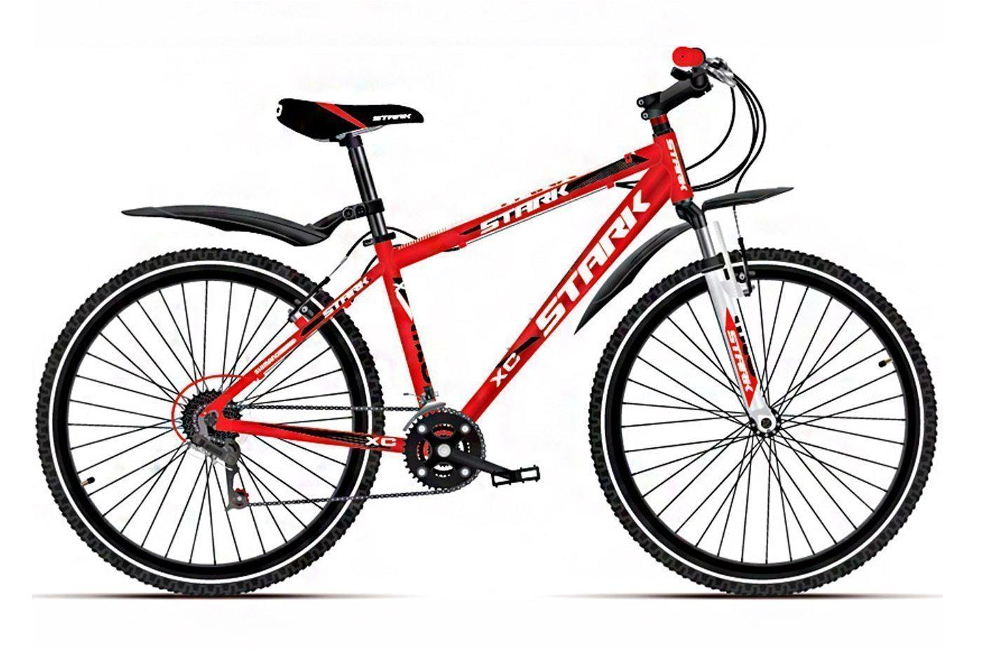Велосипед STARK Tank Red