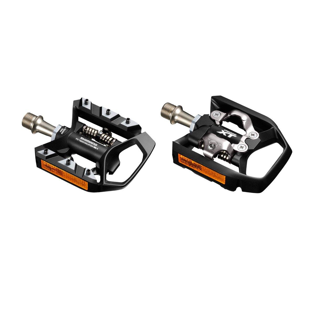 Контактные педали Shimano XT T8000 SPD