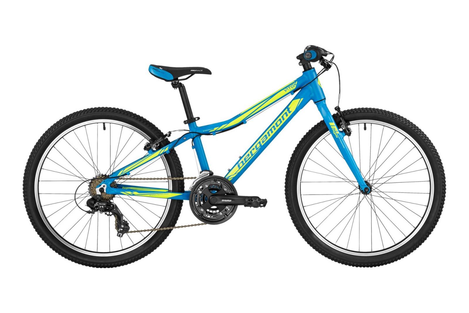 Велосипед BERGAMONT Vitox Light Blue