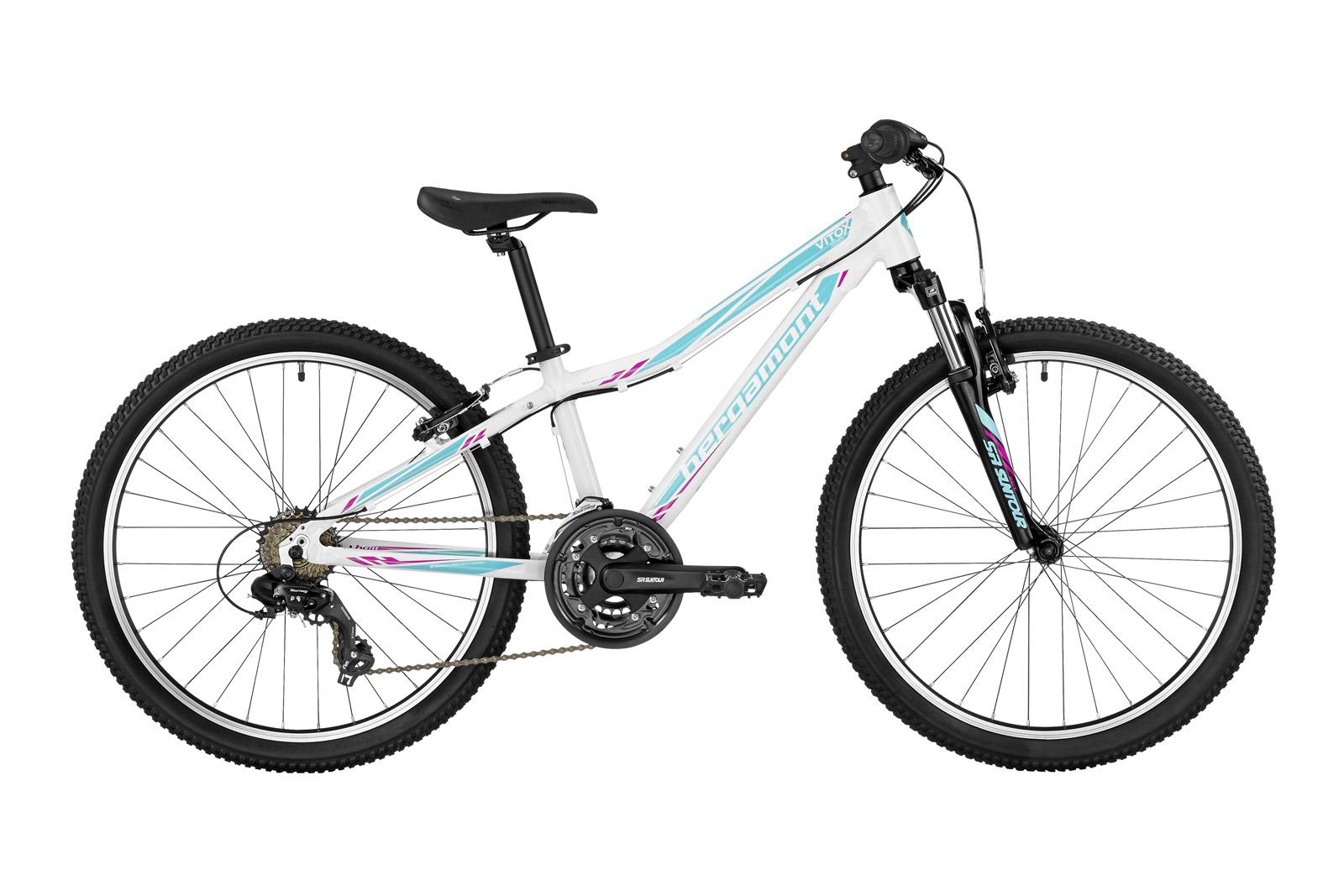 Велосипед BERGAMONT Vitox White/Blue