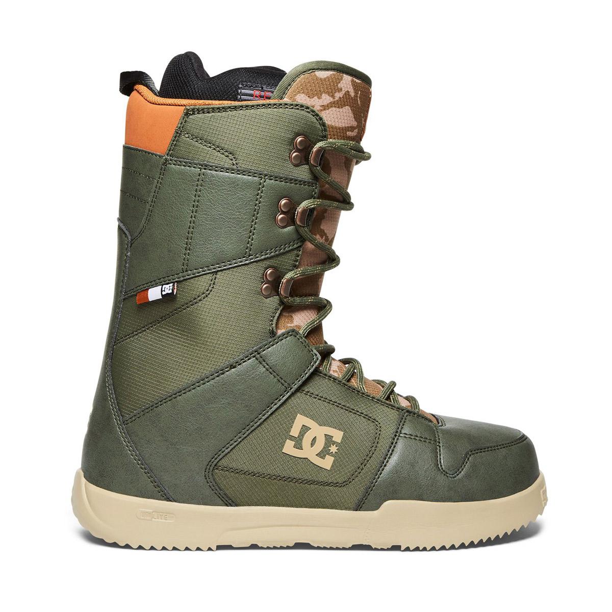 Ботинки DC Phase LSBT Army