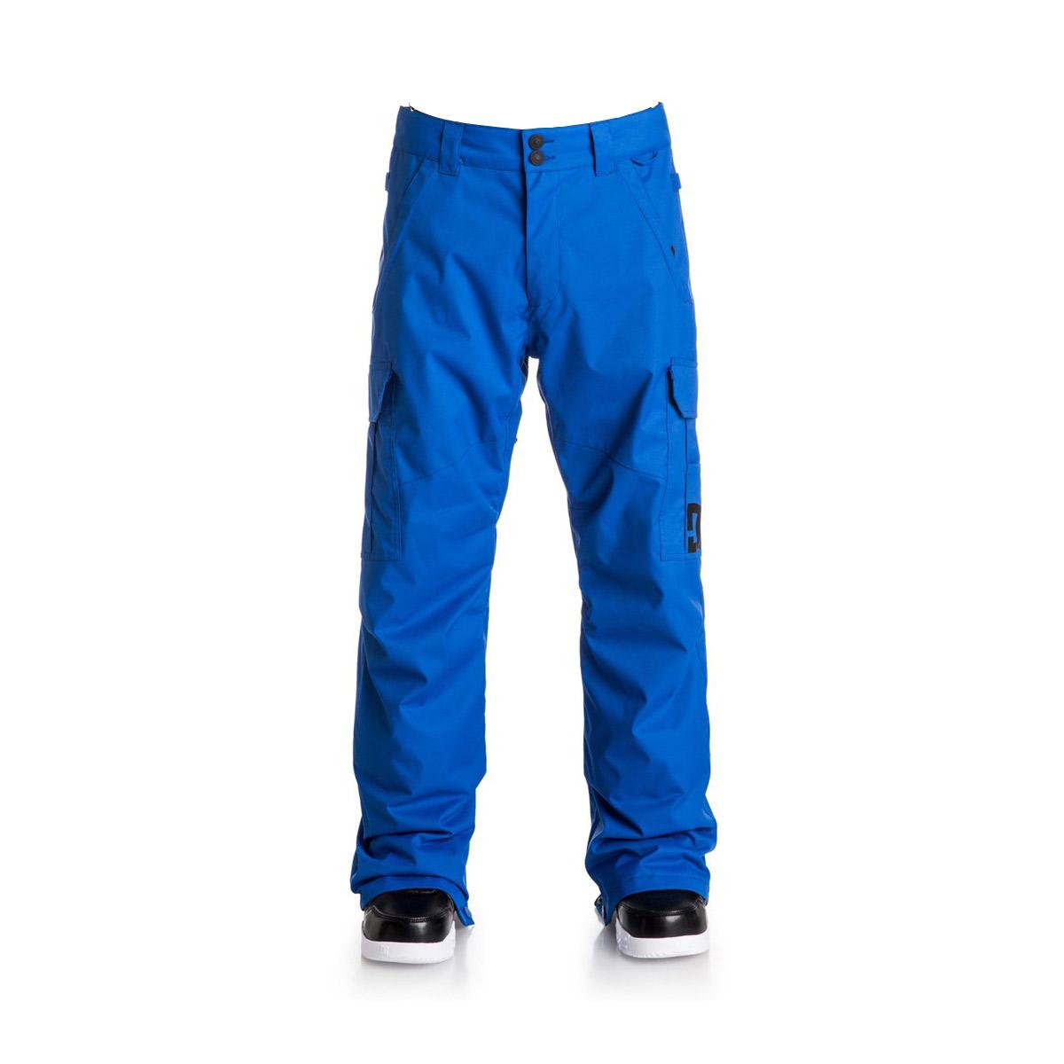 Штаны сноубордические DC Banshee Nautical Blue 2017