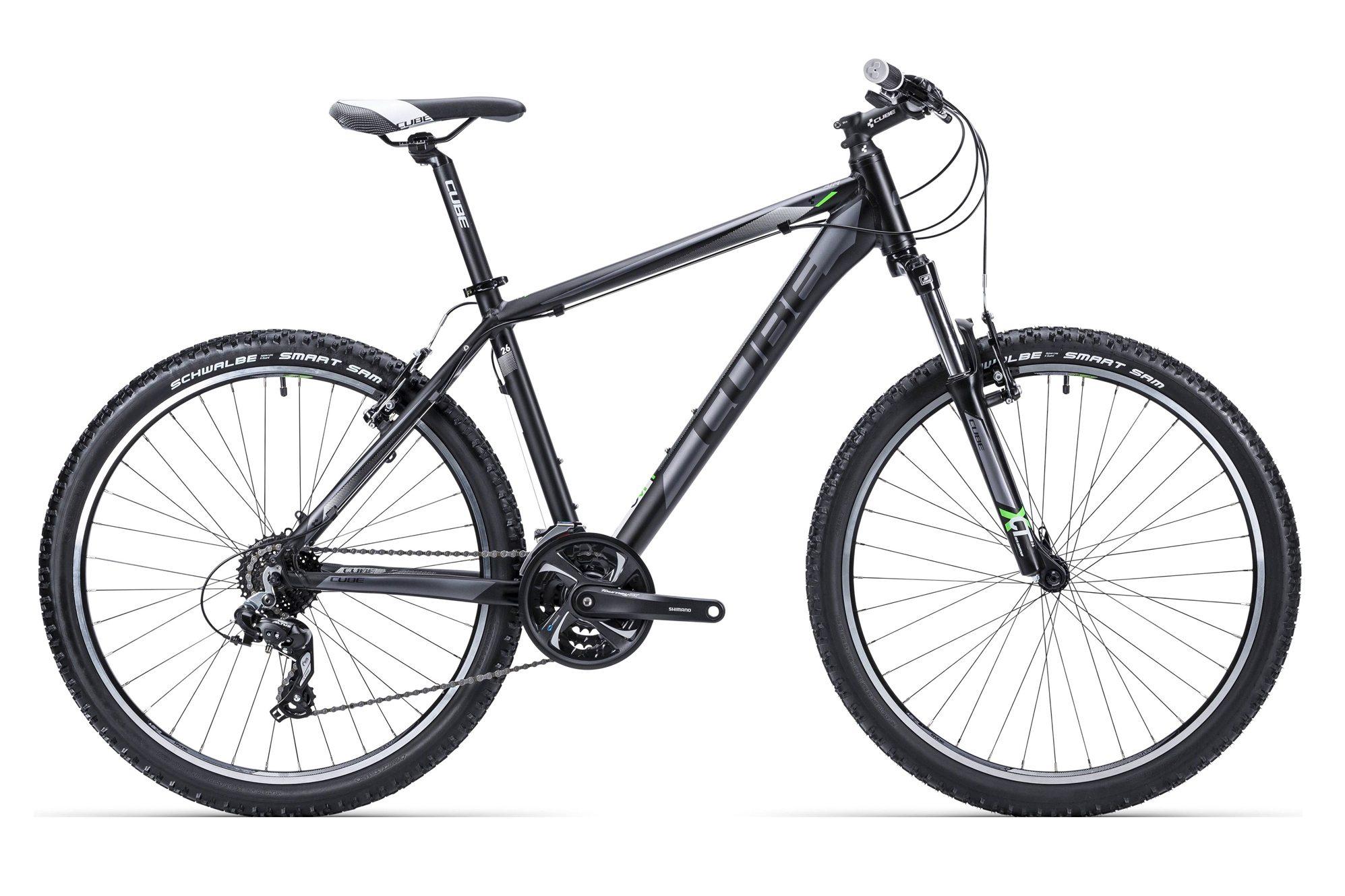 Велосипед CUBE Aim 26 Black