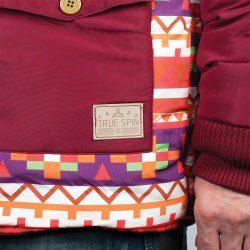 Куртки городские TRUE SPIN Alaska Red