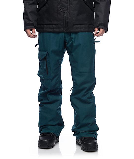 Штаны сноубордические 686 Rover Black Jade 2016