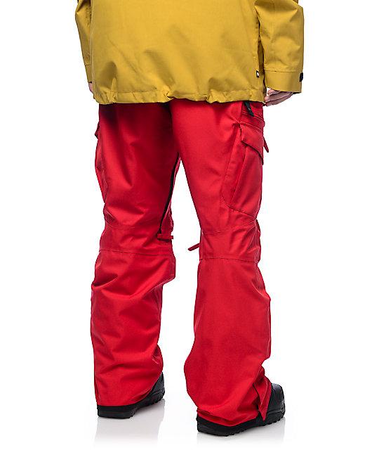 Штаны сноубордические 686 Smarty Chili 2017