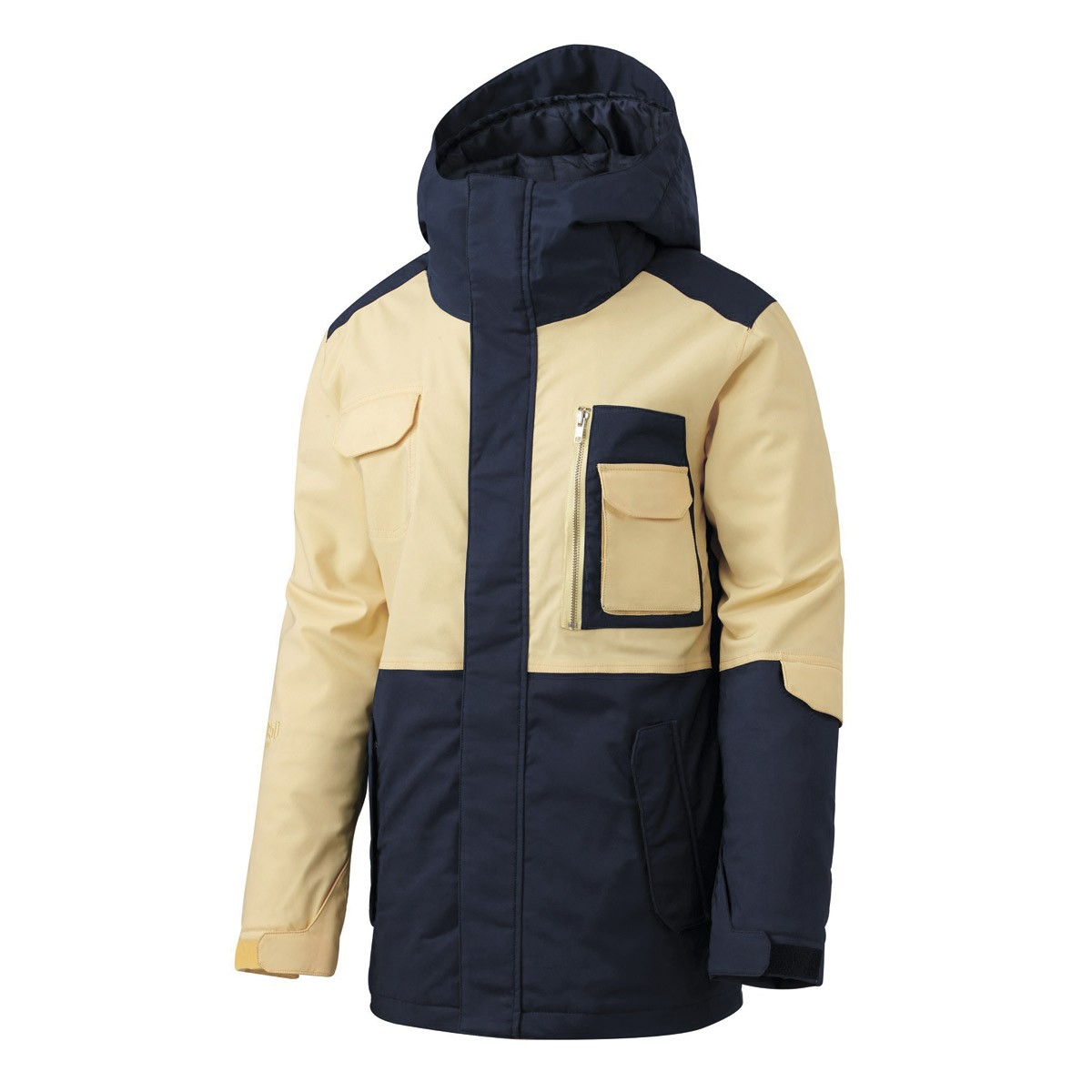 Yellow/Navy