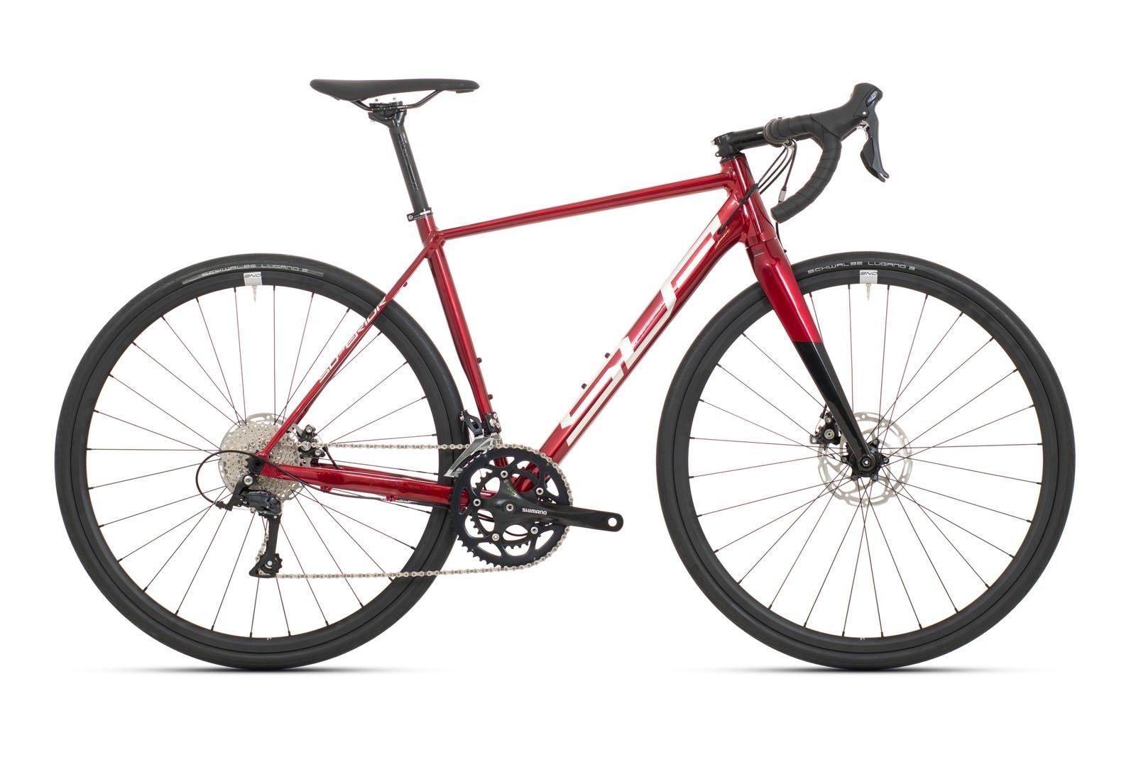 Велосипед Superior X-Road Comp Gloss Dark Red Chrome Black