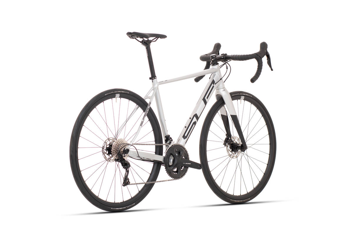 Велосипед Superior X-Road Issue Matte Silver Black