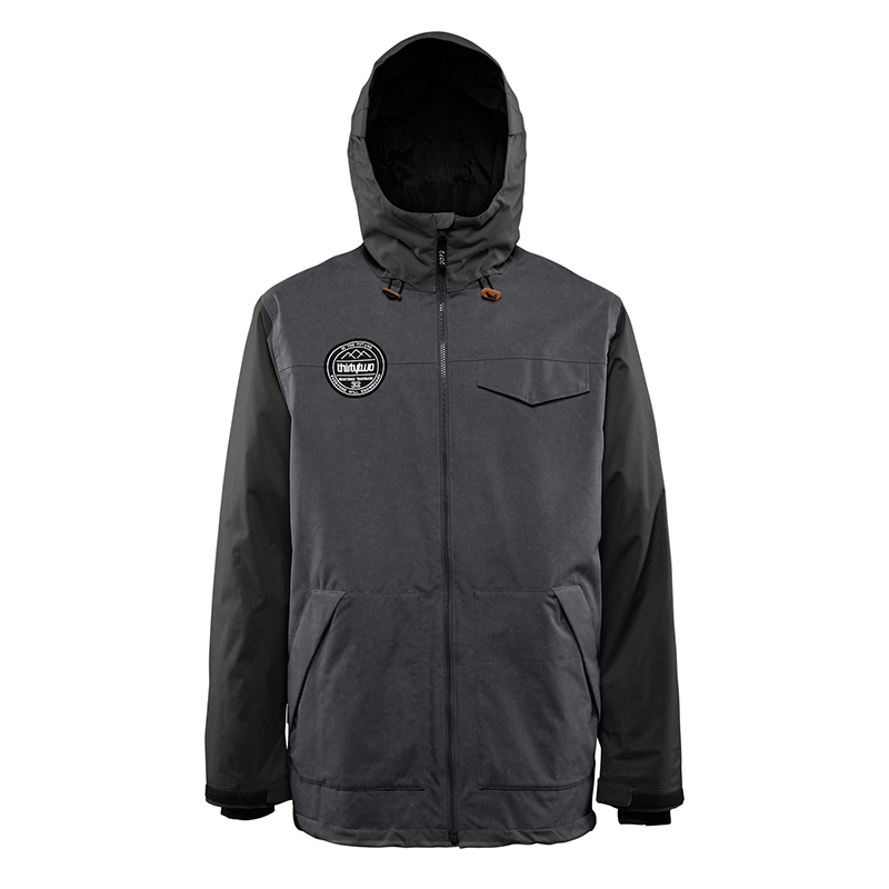 Куртки сноубордические THIRTYTWO Sesh Black 2017
