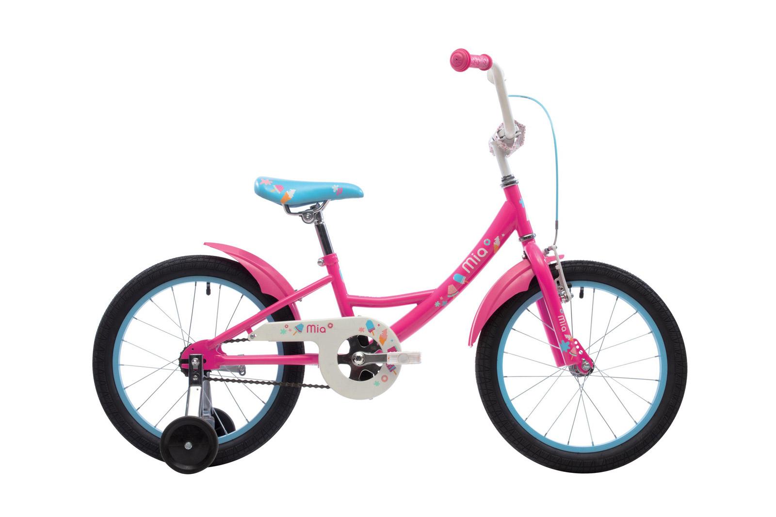 Велосипед PRIDE Mia Pink Blue