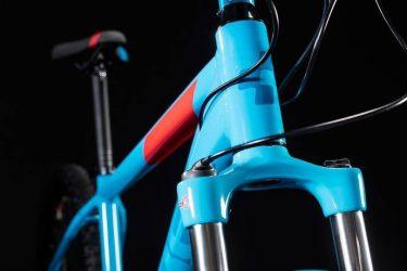 Велосипед CUBE Aim SL 27.5 Blue/Red
