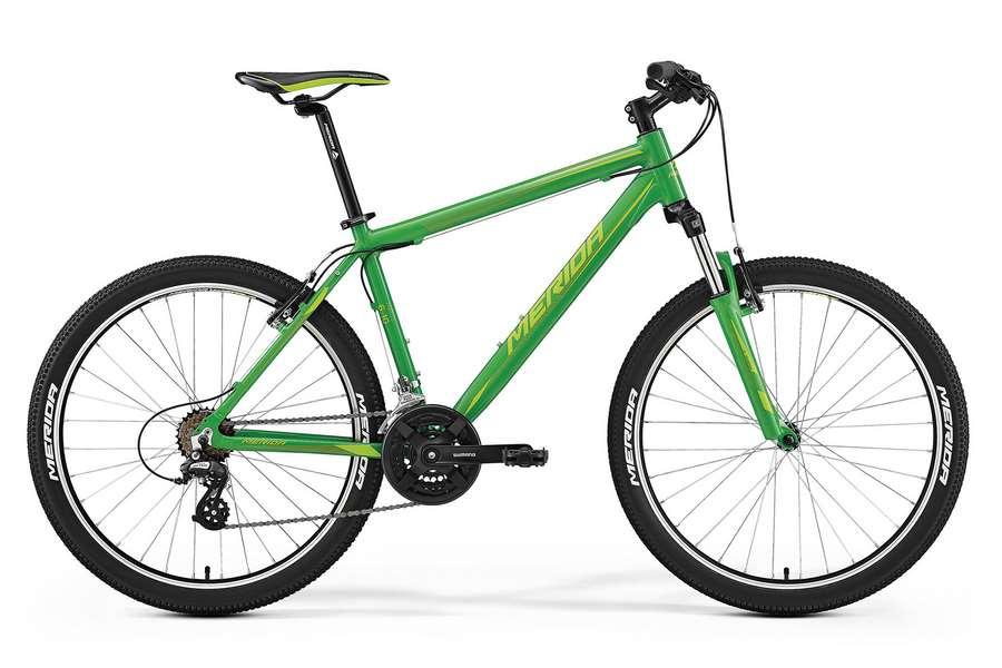 Велосипед MERIDA Matts 6.10-V Green