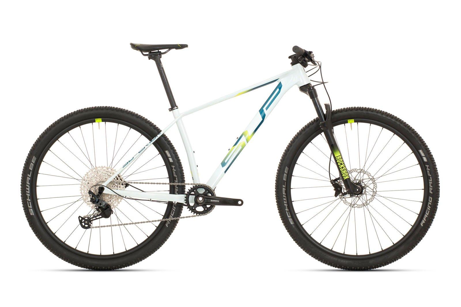 Велосипед Superior XP 919 Gloss White/Blue/Lime
