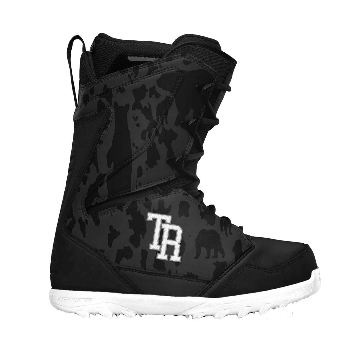 Ботинки для сноуборда TERROR Defender Black 2018