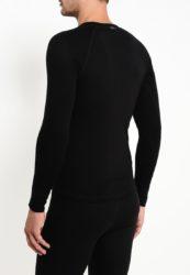 Термобелье LOPOMA Energy Wool Black