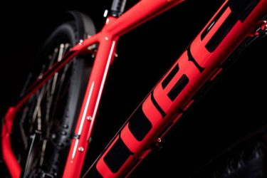 Велосипед CUBE Aim Allroad 27.5 Red/Black