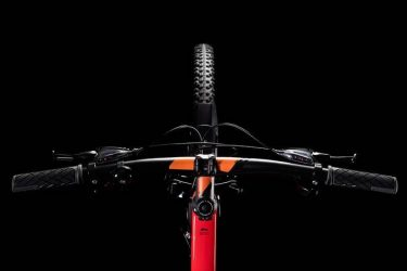 Велосипед CUBE Aim Allroad 27.5 Red/Black