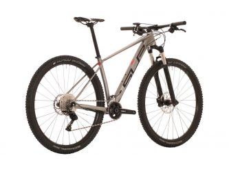 Велосипед SUPERIOR XP 939 Matte SmokyAlu Black TeamRed
