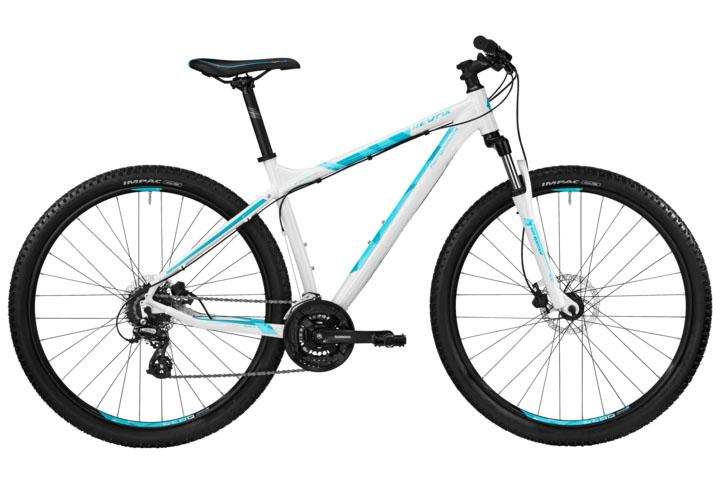 Велосипед BERGAMONT Revox 3.0 White/Coral Blue