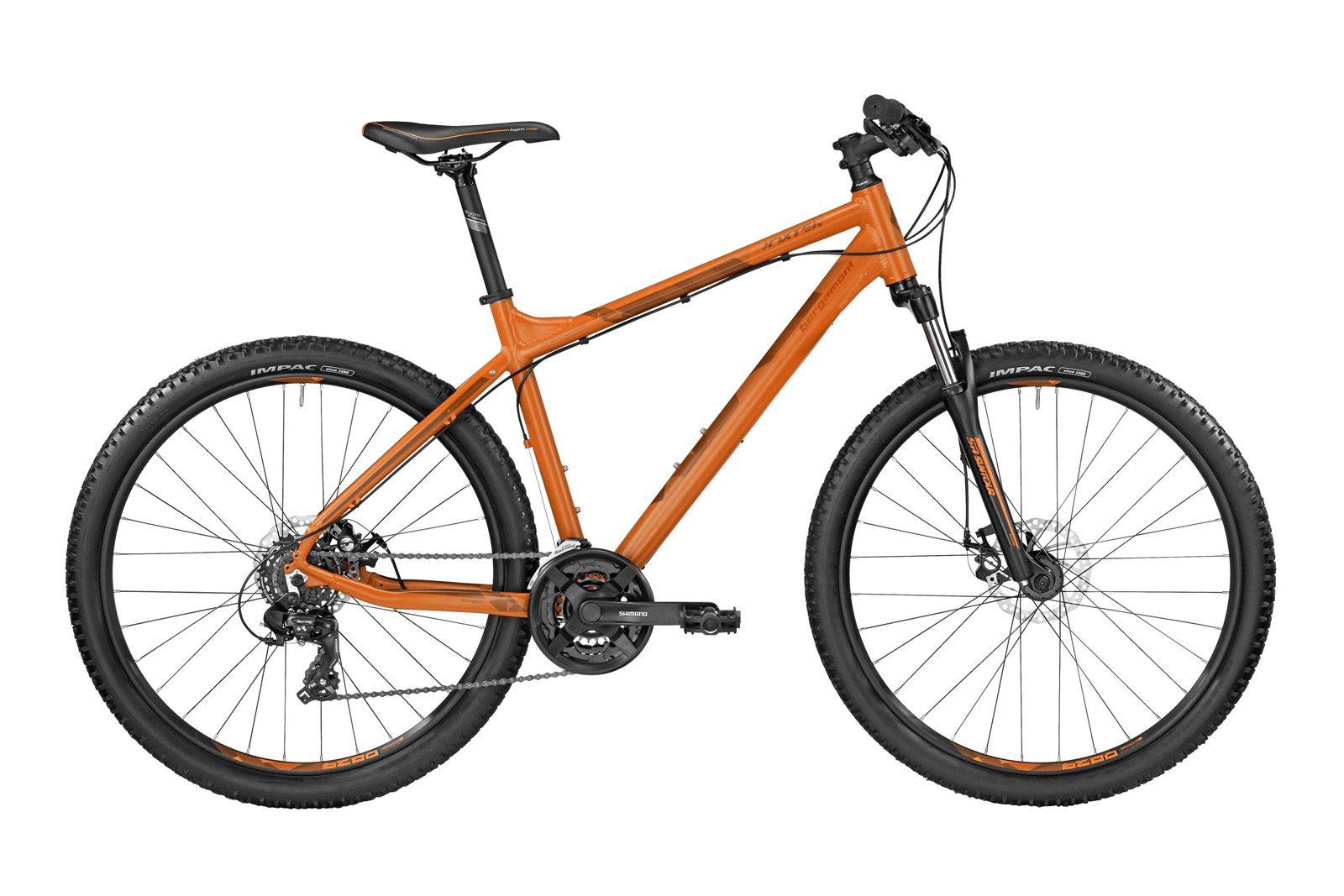 Велосипед BERGAMONT Roxter 2.0 Orange