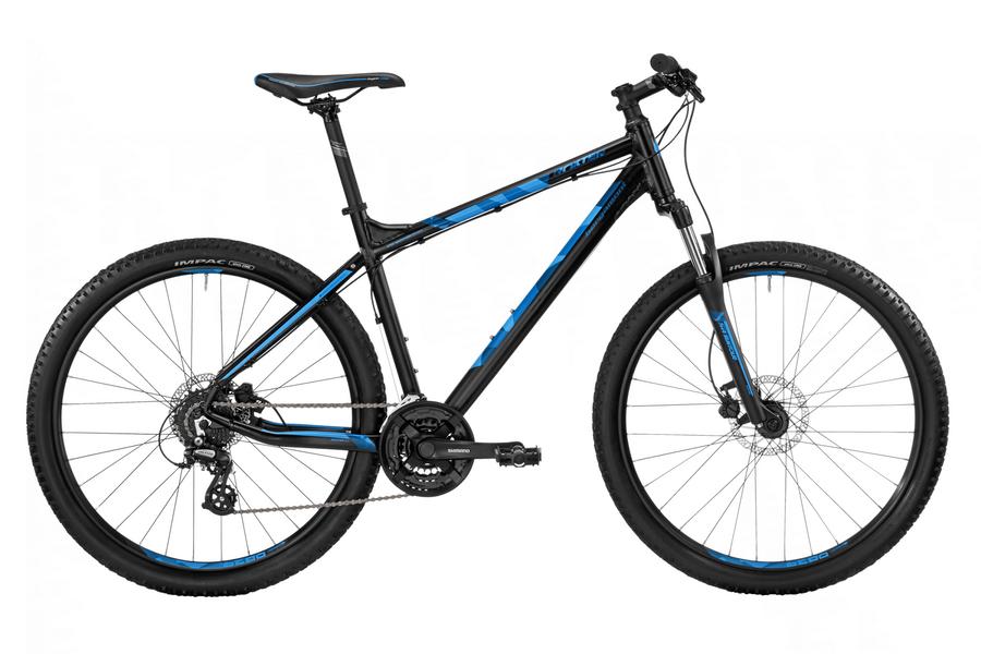 Велосипед BERGAMONT Roxter 3.0 Black/Blue